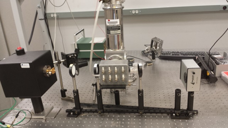 Backward Wave Oscillator (BWO) Based THz Spectroscopy System
