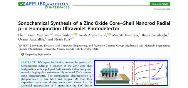 Our Paper is Published in ACS Applied Materials & Interfaces