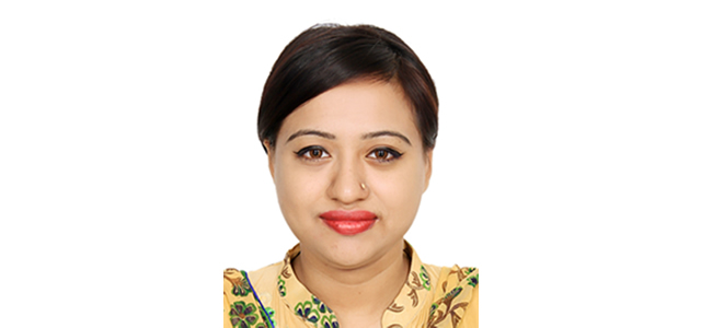 Ms. Naznin Akter Joins Our Lab